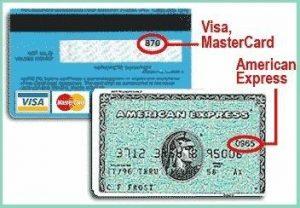 kredi kartı cvv nedir