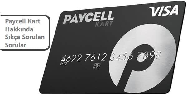 ön ödemeli kartlar ve özellikleri